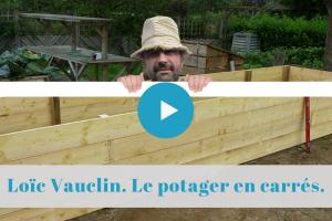 ★★★★½ FranceComment réaliser un potager en carrés à haut rendement.