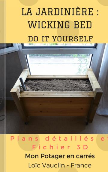 ★★★½☆ (France)Comment créer un tout petit jardin permaculture sur votre terrasse ou balcon.