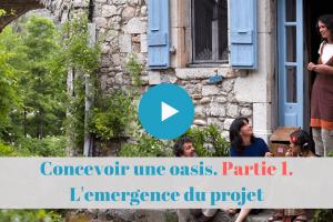 ★★★★★ France MOOC. L'université des Colibris. Le projet collectif :  l'émergence du projet. (1/3)