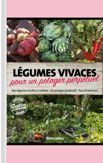 ★★★★★ (FR)Votre potager s'éclate avec les légumes vivaces. Délice et peu d'entretien.