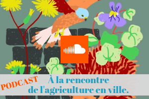 agriculture, urbaine, ville, permaculture, podcast