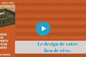 ★★★☆☆ Canada Le design de votre lieu de rêve. Comment y arriver avec méthode.