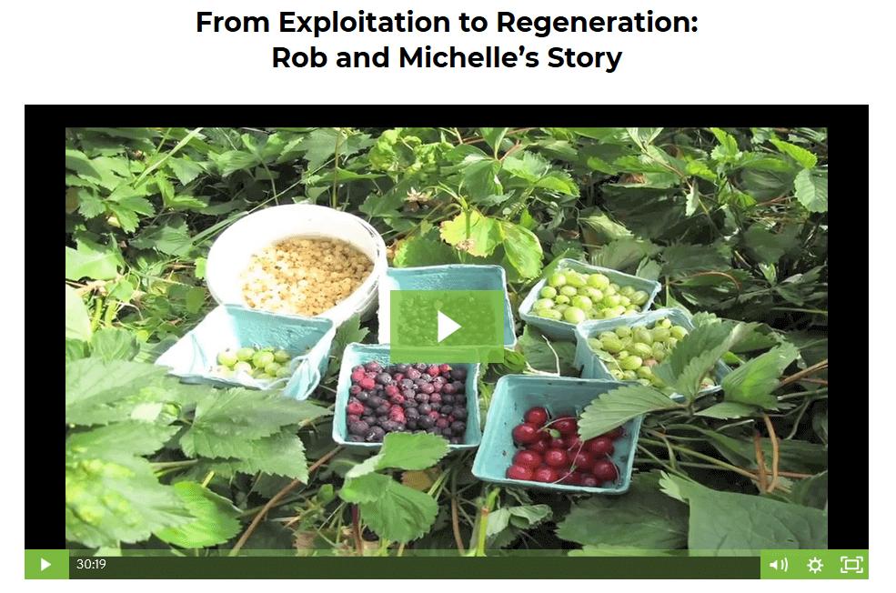 permaculture, formations, en ligne, à distance, rob, michelle, avis