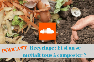 ★★★★☆ France Émission sur France Inter. Recyclage : Et si on se mettait tous à composter ?