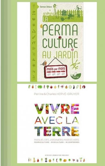 ★★★★★ (FR) Permaculture. Deux ouvrages phares du monde francophone en 2019