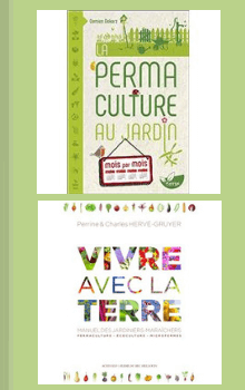 permaculture, livres, francophone, dekarz, gruyer